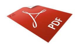 Toplu PDF Dokümanı, Tek PDF Dokmana Dönüştürme