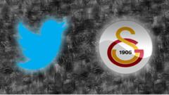 Galatasaray' dan Twitter Hakkında Açıklama