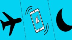 Sessiz Mod, Rahatsız Etme ve Uçak Modu Arasındaki Farklar