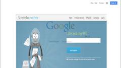 Bir Web Sitesinin Ekran Görüntüsü Nasıl Alınır?