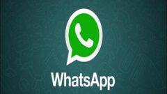 WhatsApp' a Yepyeni Özellikler Geliyor