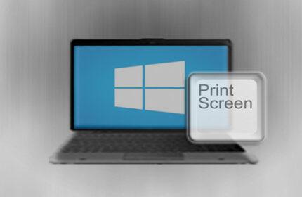 Windows 10′ da Ekranın Görüntüsünü Alma Yolları