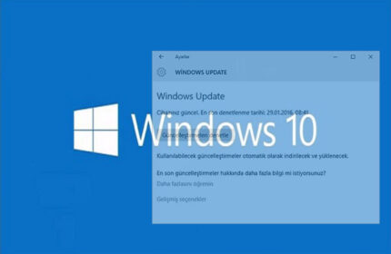 Windows 10′ da Güncelleştirmeler Tamamen Nasıl Kapatılır?