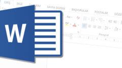 Windows 10′ da Word' e Ulaşmanın Kısayolları
