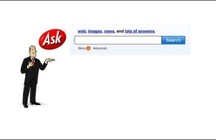 Ask.com Ana Sayfası Nasıl Kaldırılır?